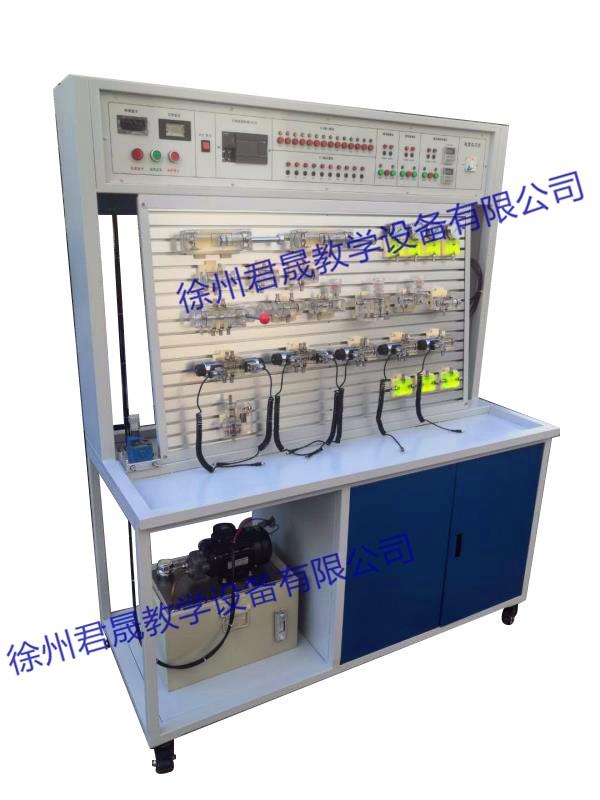 JS-TY1型 透明液压传动实验台